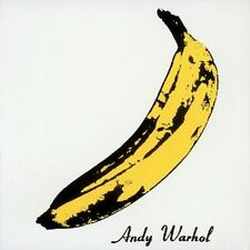 Velvet Underground & Nico BANANA COVER Andy Warhol NEW YELLOW COLORED VINYL LP