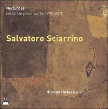 Salvatore Sciarrino: Nocturnes - Complete Piano Works 1994-2001, New Music