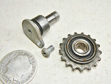 72 HONDA SCRAMBLER CL450 TOP CYLINDER HEAD CHAIN ROLLER GUIDE ASY