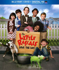 Little Rascals Save the Day NEW Blu-ray & DVD disc/case/cover only -no digital