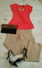 4 pc Women's Misses Career Casual Outfit  Clothing Lot Sz 2/Xsmall