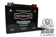 Motor Factory High P Batterie YTX20HL, Harley Davidson, Night Train, FXSTB