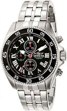 Invicta Specialty Chronograph Black Dial Mens Watch 5722