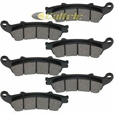 FRONT & REAR BRAKE PADS Fits HONDA CBR1100XX Blackbird 1100 1997-2004