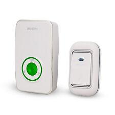 Wireless Cordless Digital Door Bell Chime Doorbell 300M 36 Melodies UK Plug