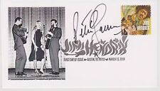 SIGNED PETER YARROW FDC AUTOGRAPHED FIRST DAY COVER PETER, PAUL & MARY