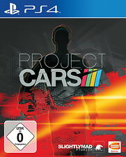 Project CARS (Sony PlayStation 4, 2015, DVD-box)