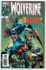 WOLVERINE #124 - May 1998 Issue - Tom DeFalco, Denys Cowan - VF/NM