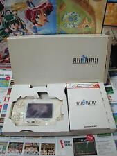 WonderSwan Color:Console de jeu + Final Fantasy [WSC-001] COMPLET - Jap