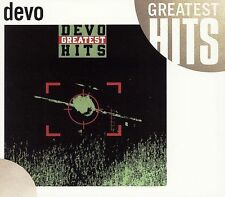 Greatest Hits by Devo - New Sealed CD With Slip Cover