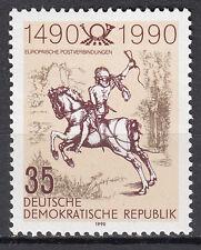 DDR 1990 Mi. Nr. 3299 Postfrisch ** MNH