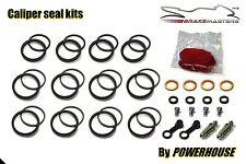 Suzuki GSX-R 750 SRAD front brake caliper seal kit WT WV 1996 1997 GSXR