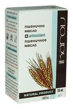 IKAROV Wheat Germ Oil 100% Natural Product The Richest in Vitamin E 55ml