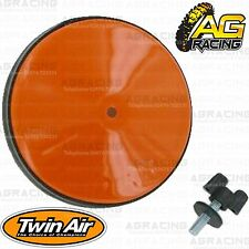 Twin Air Airbox Air Box Wash Cover For Kawasaki KX 100 2007 07 Motocross Enduro