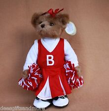 Bearington Bears Patti Pompoms Nostaglia Bear 2005