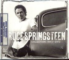 BRUCE SPRINGSTEEN COLLECTION: 1973 2012 SEALED CD NEW 2013  GREATEST HITS BEST