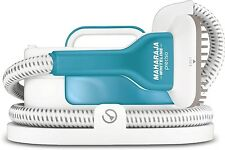 Maharaja Whiteline GS-100 1600-Watt Garment Steamer (White/Blue)