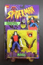 Toy Biz Spider-Man Morbius vintage new in box Animated Figurine Marvel Comics