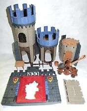 Playmobil Knights 5738 Two Look-out Towers, Catapult Castle Parts & Pieces