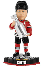 Chicago Blackhawks Duncan Keith Stanley Cup Champion BobbleHead 2013