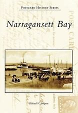 Narragansett Bay  (RI) (Postcard History), Simpson, Richard V., Good Book