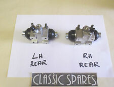 ROVER P4 60 75 90 1950-1956 NEW REAR BRAKE WHEEL CYLINDERS (C812)