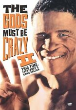 The Gods Must Be Crazy II DVD (1989) - N!xau, Jamie Uys 2