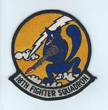 18th FIGHTER SQUADRON patch