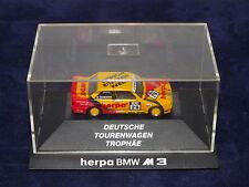 Modellauto 1:87 Herpa Deutsche Tourenwagen Trophäe BMW M3 Recaro Neumeister # 29
