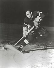 MUD BRUNETEAU 8X10 PHOTO HOCKEY DETROIT RED WINGS NHL PICTURE