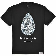 Diamond Supply Co 101 Carats Tee in Black Large L New T-Shirt