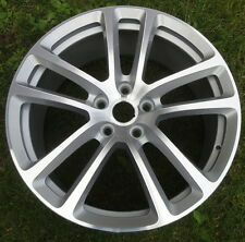 "Brand New 19"" ORIGINALI ASTON MARTIN db9 Argento 10-Ha Parlato Cerchi in lega forgiato"
