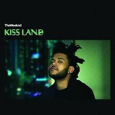 THE WEEKND KISS LAND CD ALBUM (2013)