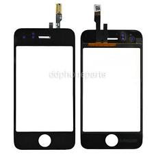 Black Touch Digitizer Glass Panel Replacement Repair Part For Apple iPhone 3G US