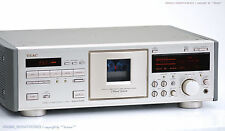 TEAC V-7000 High-End Cassette-Tape-Deck in Top-Zustand!! Revidiert+1J.Garantie!