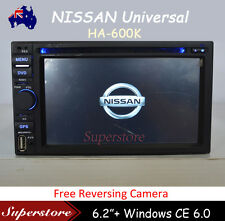 "6.2"" Car DVD Player GPS for NISSAN Navara Patrol Pathfinder X-trail Murano Tida"