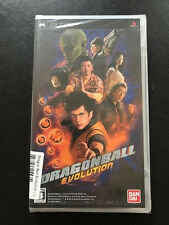 DRAGON BALL EVOLUTION , PSP jap, neuf sous blister