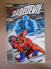 DAREDEVIL #206 1984 Marvel Comics  [G471]