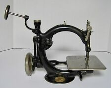 Antique WILCOX & GIBBS SEWING MACHINE JULY 4 1871 PATENT DATE