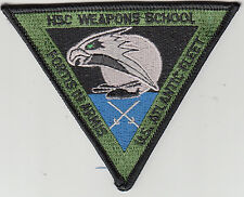 HSC WEAPONS SCHOOL COMMAND CHEST PATCH