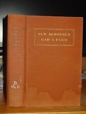1942 Old McDonald Had A Farm, Story Family Farm Sallisaw, Oklahoma 1912-1922