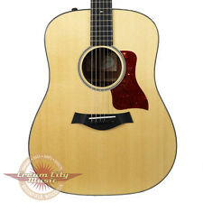 Used Taylor 510e 24 7/8 Scale Lutz Spruce Acoustic Electric Guitar Natural