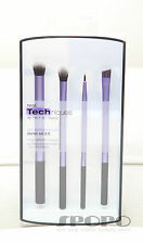 Real Techniques Eyes /Enhanced Starter Set 2.0 Version Brush Set #1436 Authentic