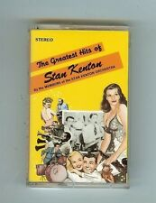 STAN KENTON'S HITS - CASSETTE - NEW