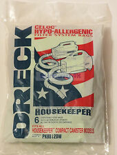GENUINE ORECK Canister Hand Held Vacuum 6 BAGS