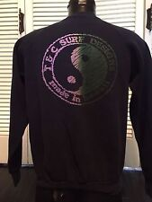 Vtg Town & Country Surf Sweat Shirt Sz M/L Skate New Wave T&C 80's BMX Punk Sex