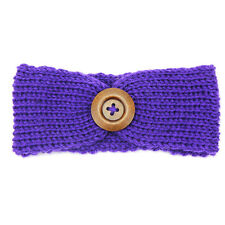 Baby Knit Hair Accessories Bowknot Hairband Headband Hair Band Phtography Props