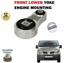 FOR NISSAN PRIMASTAR + VAN 2002--  NEW FRONT LOWER YOKE ENGINE MOUNTING