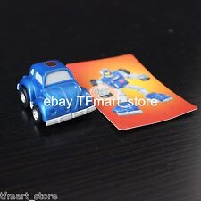 BOTCON 2002 Exclusive Transformers G1 GLYPH Blue Bumblebee - Limited to 600