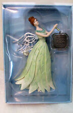 Christmas Angel Wall Hanging Ornament Home Is where The Heart Is Russ